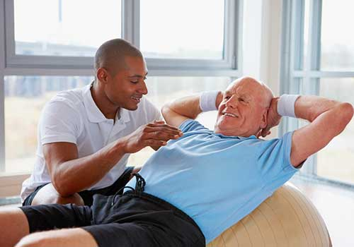 What dpt for older adults did